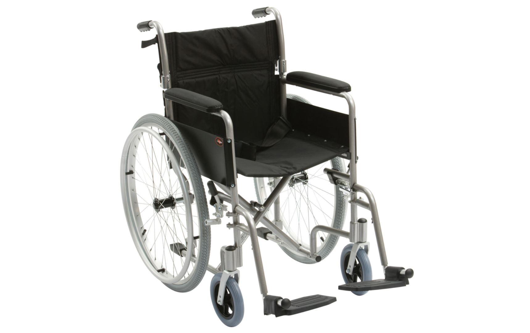 Aluminum Self Propel Wheelchair | Self Propel | Ableworld
